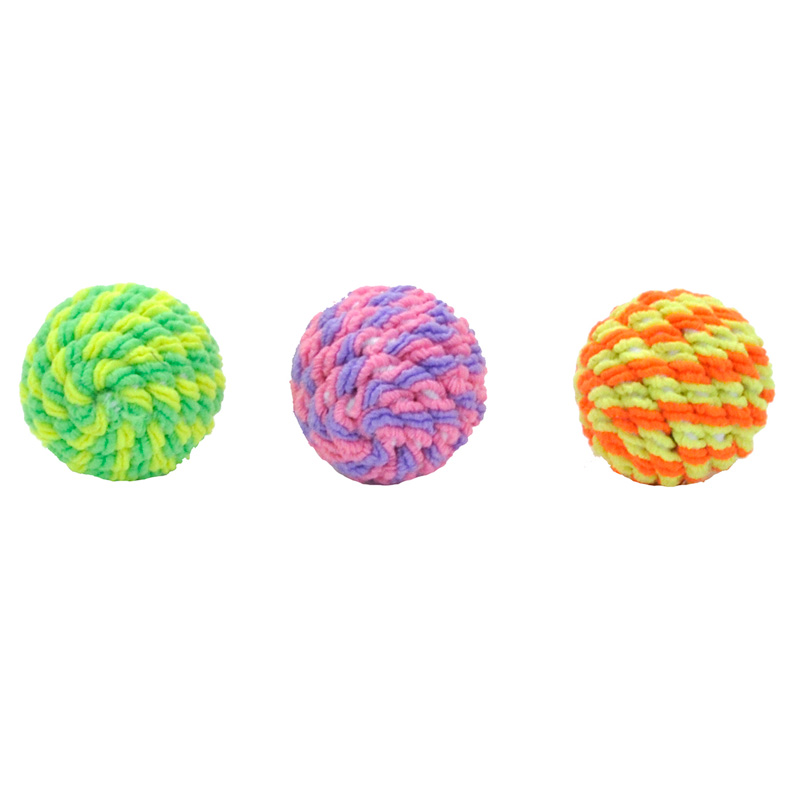 Coastal Rattle Ball Cat Toy 1.75 in I016447