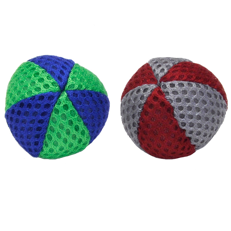 "1.75"" Coastal Beach Balls Cat Toy I016457"