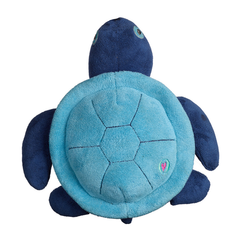 HuggleHounds Tracy the Turtle Dog Toy I016496