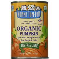 Nummy Tum Tum 100% Organic Pumpkin for All Your Pets 15 oz. I016737