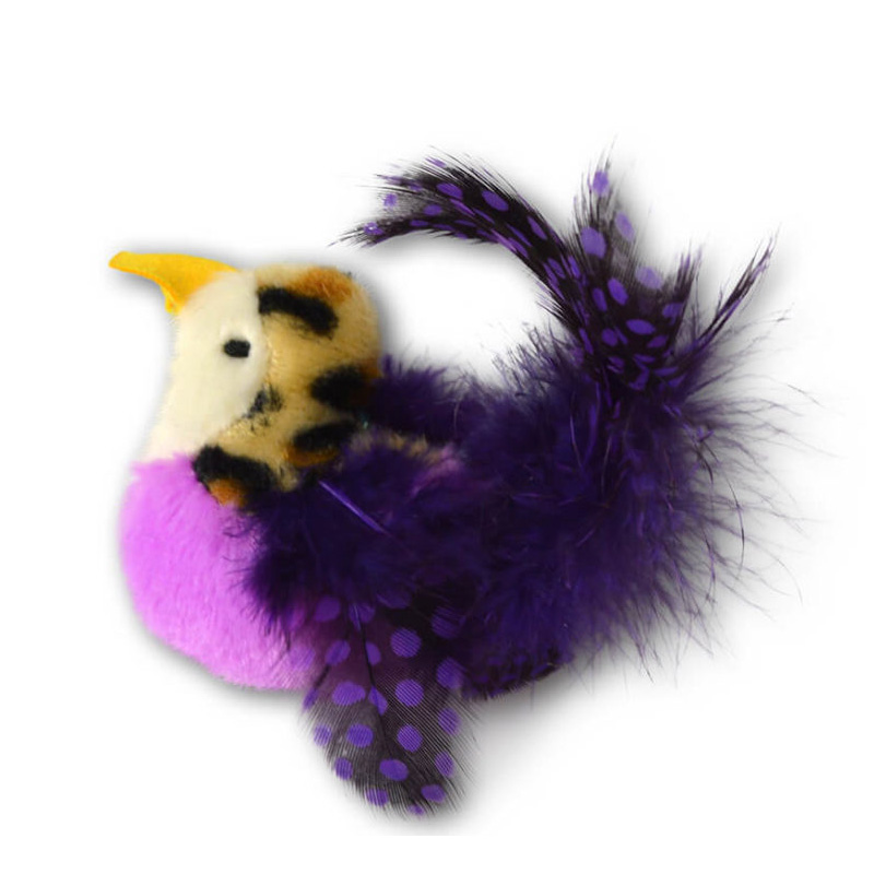 The OurPets RealBirds Purple I016873