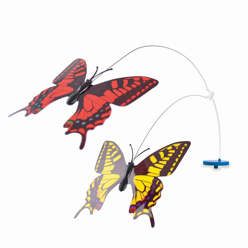 OurPets Whirling Wiggler Replacement Butterflies  I016876