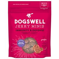 Dogswell Immunity Defense Duck Mini Jerky Dog Treats 4 oz  I016972