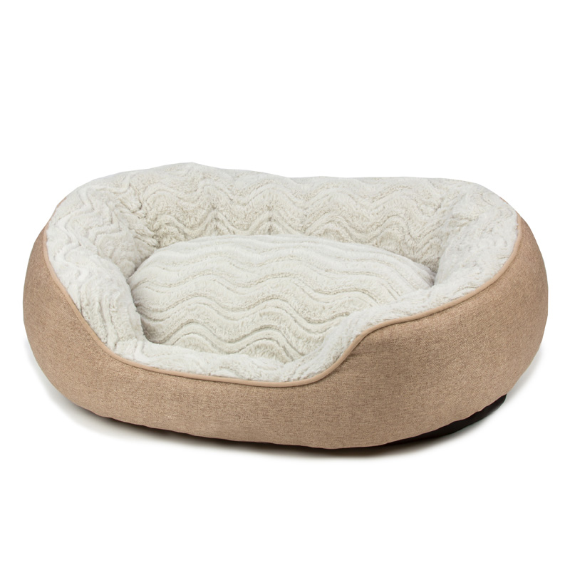 "Carpenter Co. ""Bowie"" Cuddler Pet Bed 28"" X 32"" X 11"" I017043"