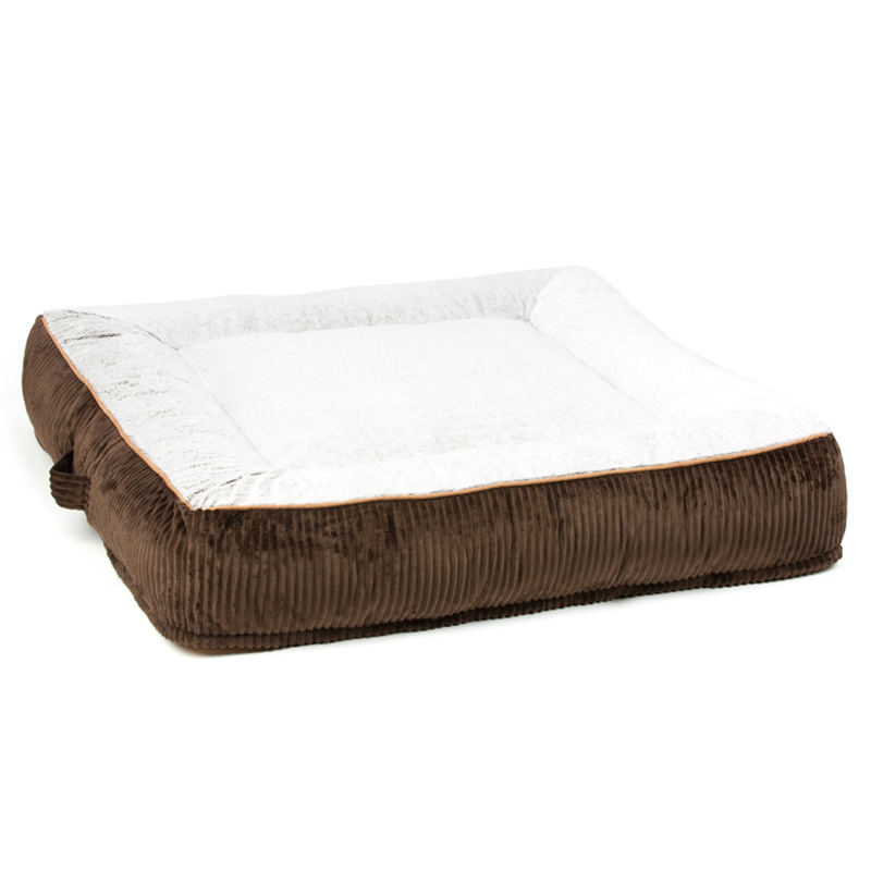 "Carpenter Co. ""Thor"" Square Pet Bed 34"" X 34"" X 7"" I017050"