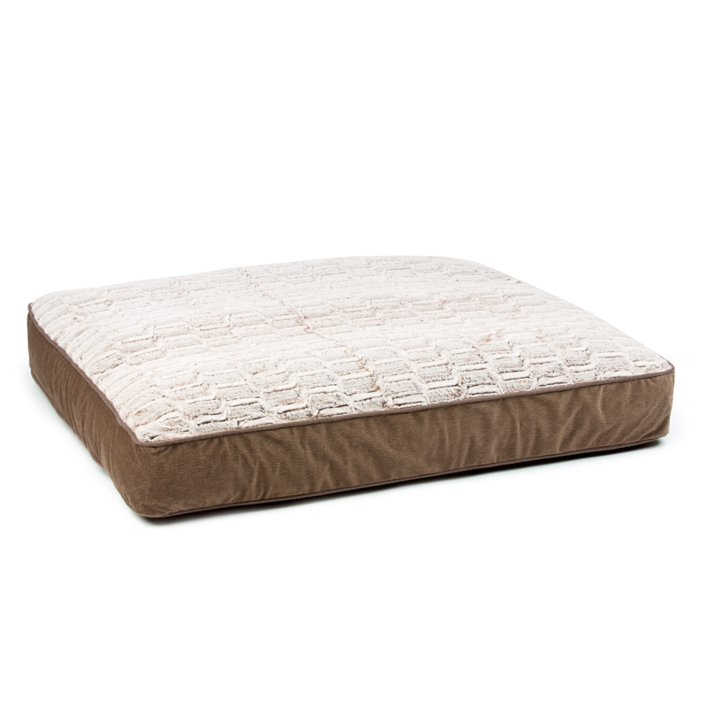 "Carpenter Co. ""Uber"" Pet Mattress 37"" X 45"" X 6"" I017052"