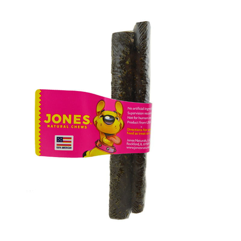 Jones Natural Chews Liver Log I017070