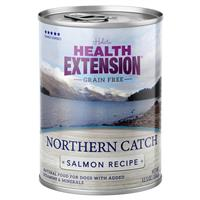 Holistic Health Extension Grain Free Northern Catch Salmon Recipe Dog Food 12.5 oz I017240