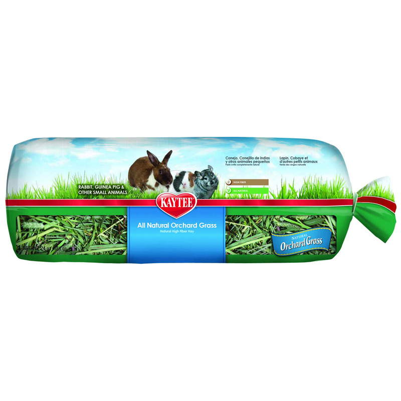 Kaytee All Natural Orchard Grass 24 oz  I017367