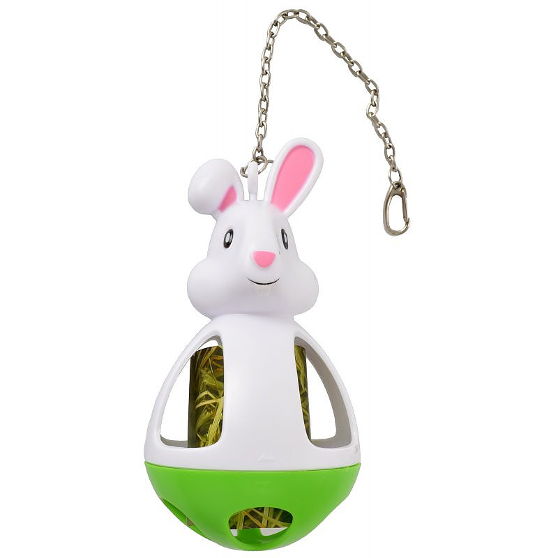 Kaytee Play-N-Hay Rabbit Dispenser Toy  I017376