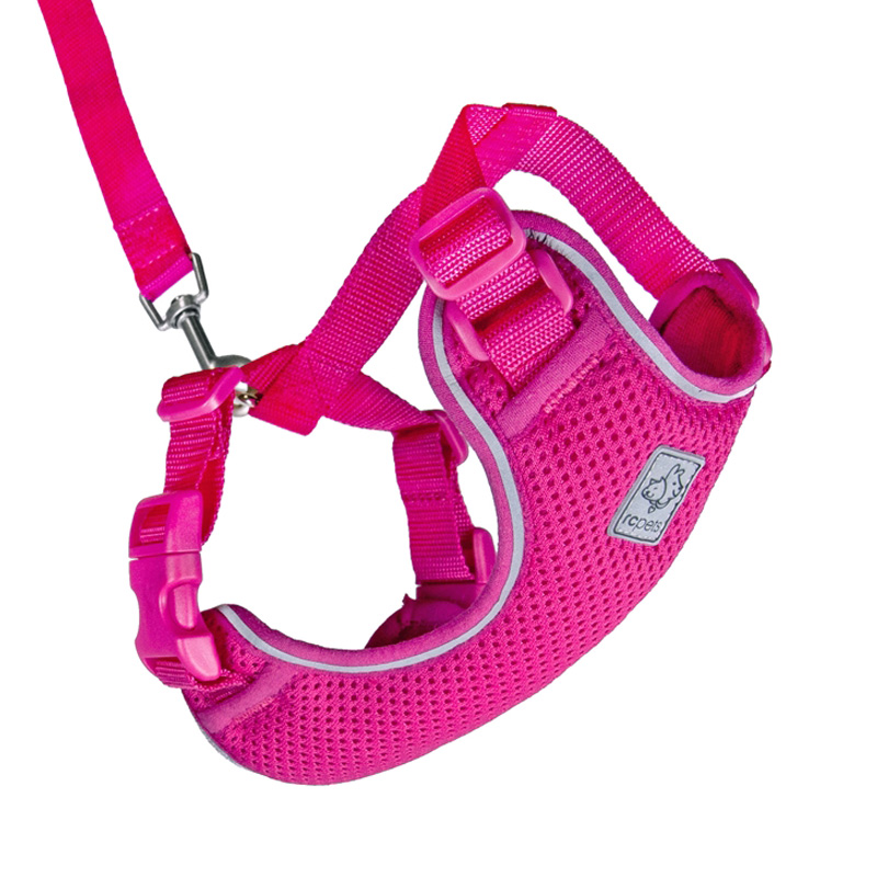RC Pet Products Adventure Kitty Harness Berry I017381b