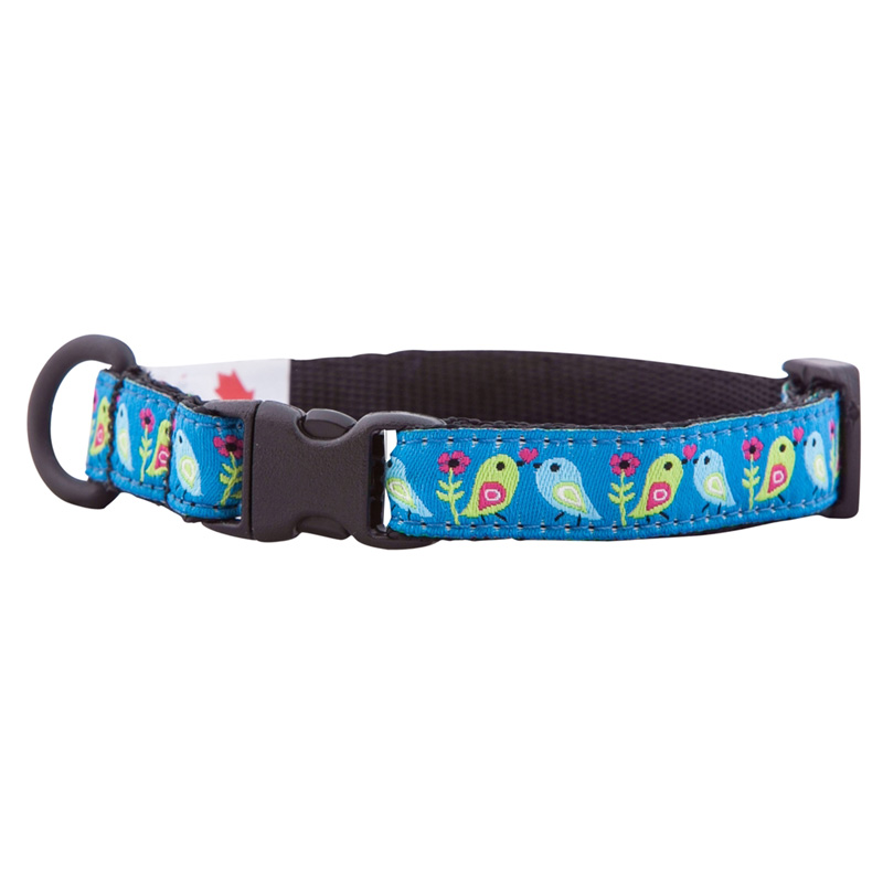 RC Pet Products Kitty Breakaway Collar Love Birds  I017395