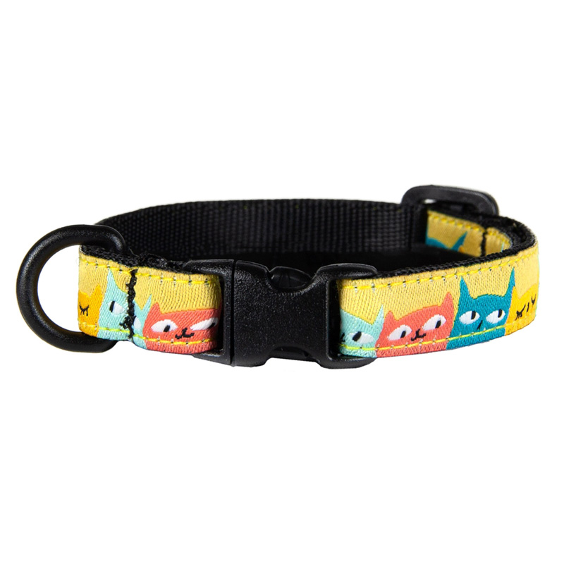 RC Pet Products Kitty Breakaway Collar Cat-titude  I017396