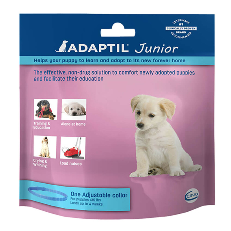 Adaptil Junior Dog Collar  I017514