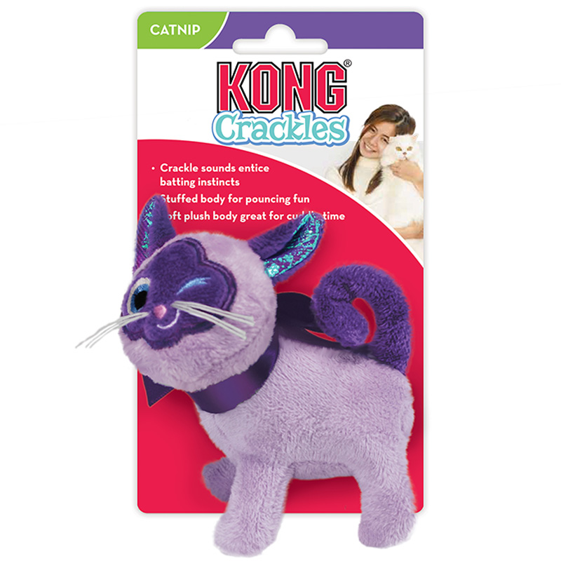 KONG Crackles Winkz Cat Toy I017652