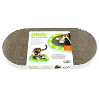 Catit Senses 2.0 Oval Circuit Scratcher  I017687