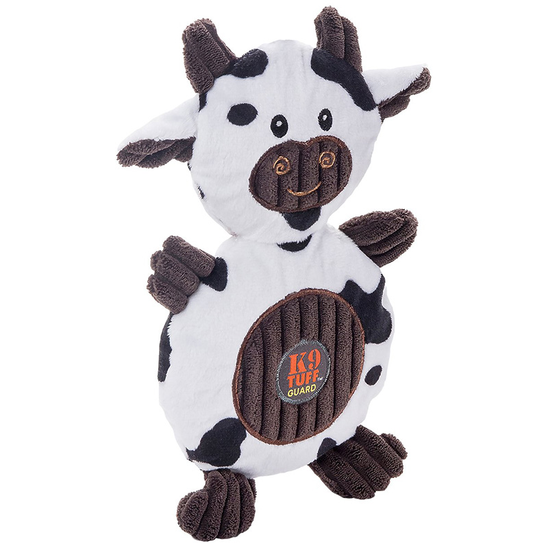 Charming Pets Ani-Mates Cow Dog Toy  I017695
