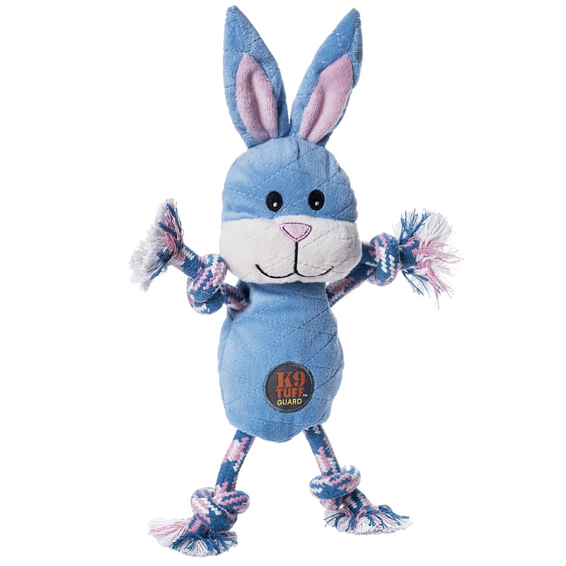 Charming Pet Tugs-O-Fun Bunny Dog Toy  I017710