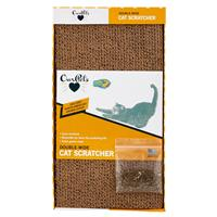 OurPets Cosmic Catnip Double Wide Scratcher I017836