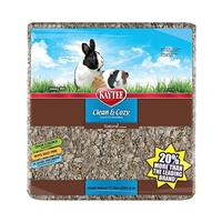 Kaytee Clean & Cozy Natural Bedding for Small Animals 72L I018224