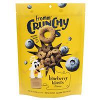 Fromm Crunchy O's Blueberry Blasts 6 oz. I018348
