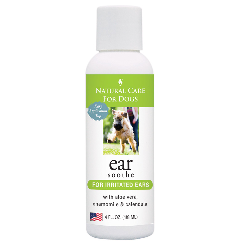 Miracle Care Natural Care for Dogs Ear Soothe for Irritated Ears 4 oz. I018437