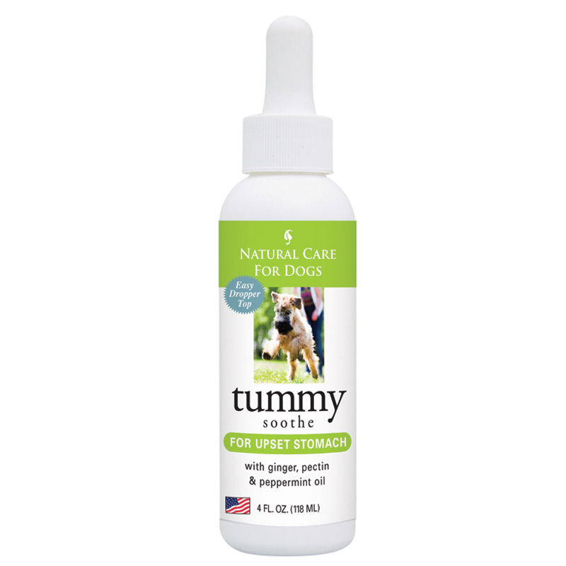 Miracle Care Natural Care for Dogs Tummy Soothe for Upset Stomach  I018438