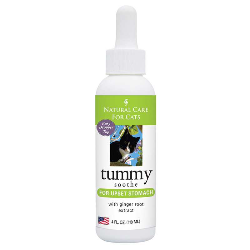 Miracle Care Natural Care for Cats Tummy Soothe for Upset Stomach  I018442