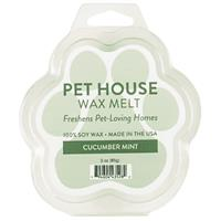 One Fur All Pet House Wax Melt Cucumber Mint 3 oz. I018540