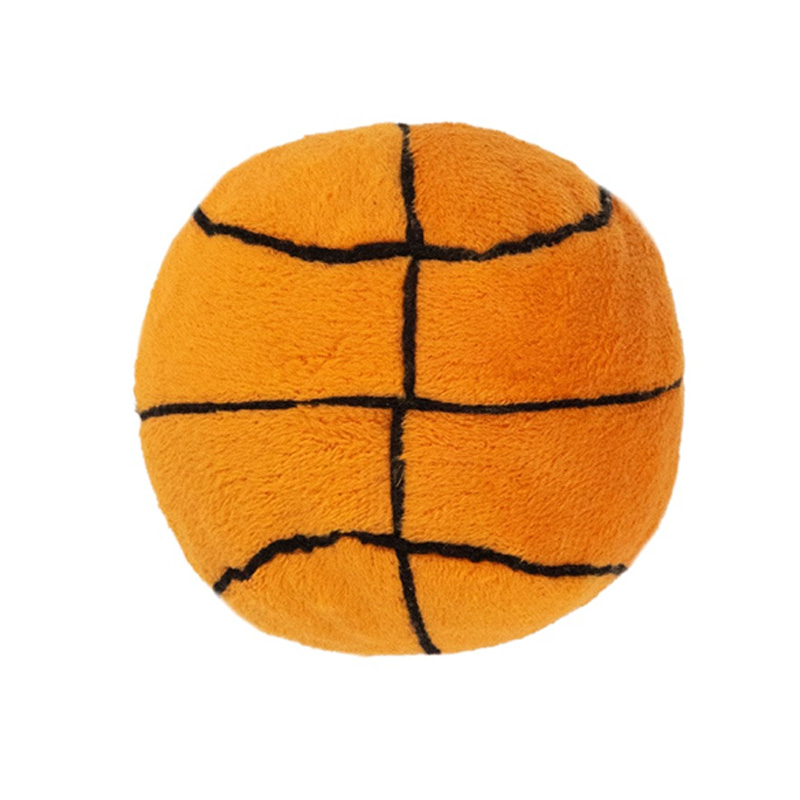 Outward Hound Squeaky Sports Ballz Basketball  I018584