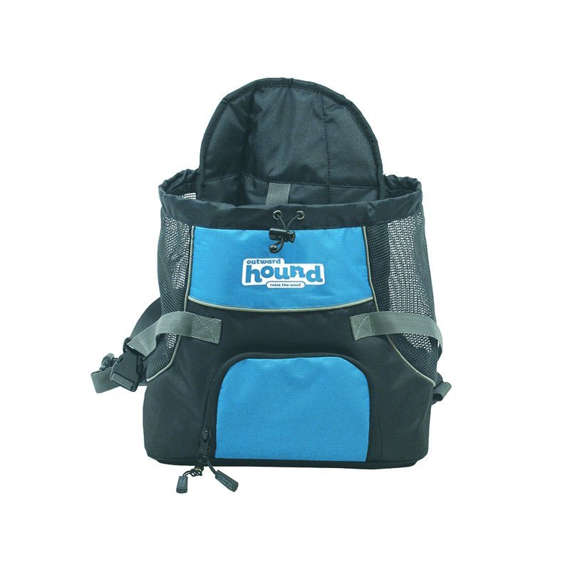 Outward Hound Pooch Pouch Front Carrier Blue  I018587
