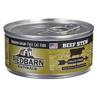 Redbarn Naturals Grain Free Cat Food Beef Stew Recipe 5.5 oz. I018727