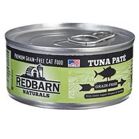 Redbarn Naturals Grain-Free Cat Food Tuna Pate 5.5 oz. I018731