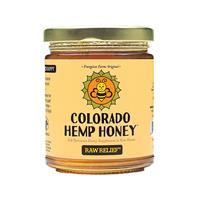 Colorado Hemp Honey Raw Relief 6 oz I019148