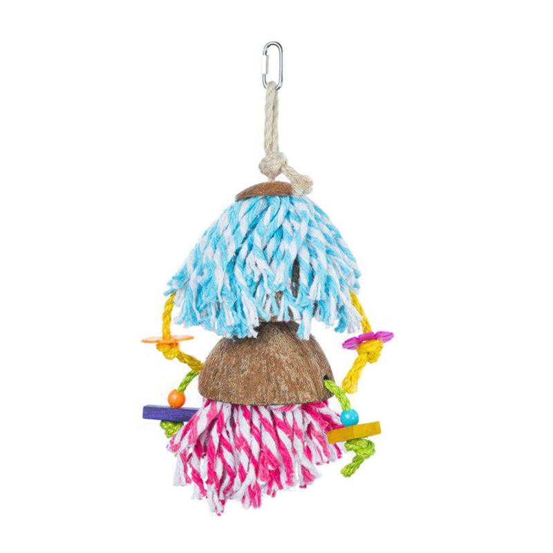 Prevue Pet Products Car Wash Bird Toy  I019204