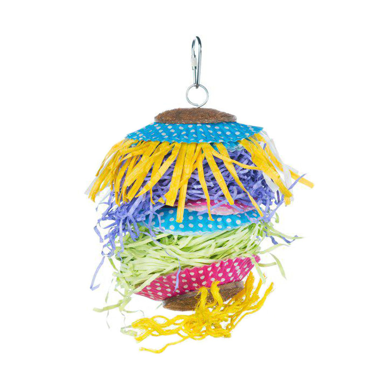 Prevue Pet Products Barn Dance Bird Toy  I019206