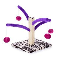 Prevue Pet Products Bounce 'N Spring Cat Toy 22 in x 22 in x 11 3/4 in I019419