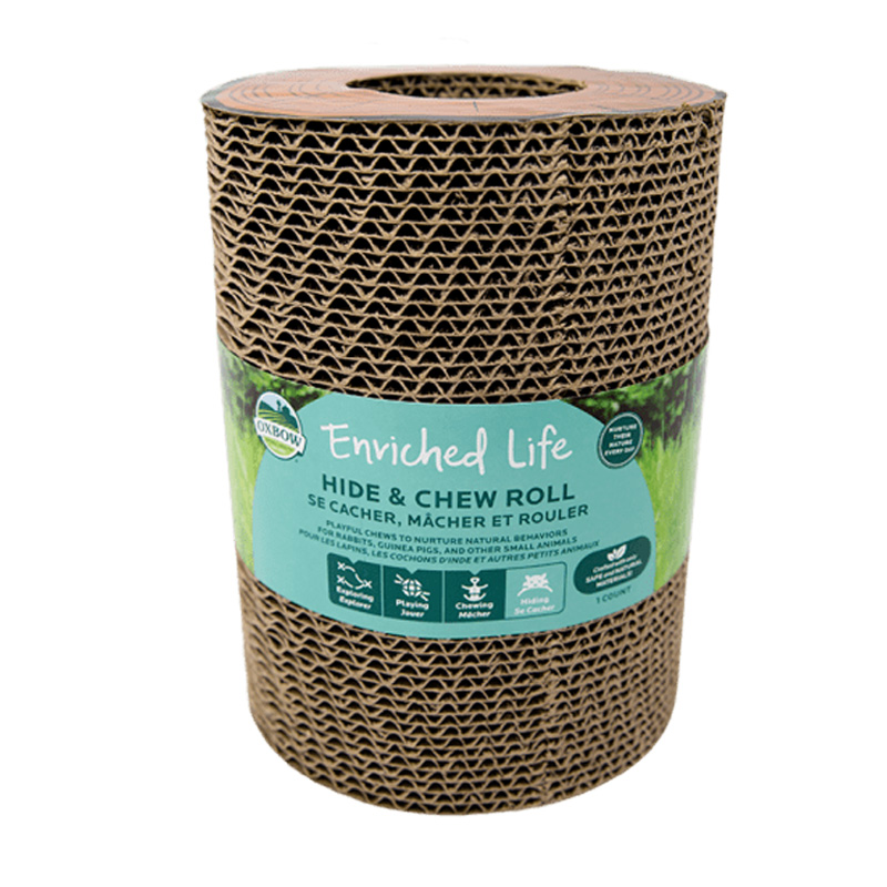 Oxbow Enriched Life Hide & Chew Roll  I019445