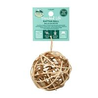 Oxbow Enriched Life Rattan Ball Chew  I019459