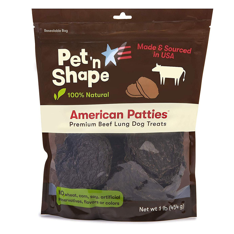 Pet 'n Shape American Patties 1 lb. I019471
