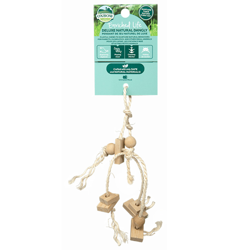 Oxbow Enriched Life Deluxe Natural Dangly  I019486