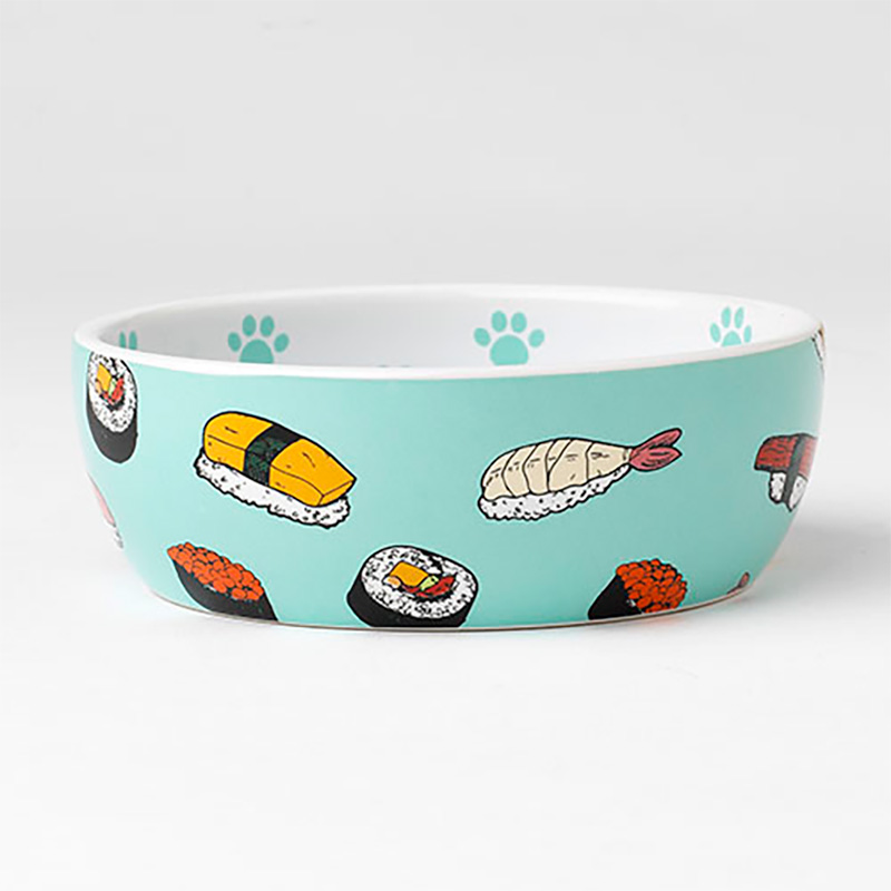Petrageous Designs Sushi Bowl 5 in  I019518