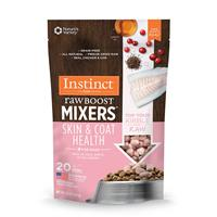 Nature's Variety Instinct Raw Boost Mixers Skin & Coat Health I019584b