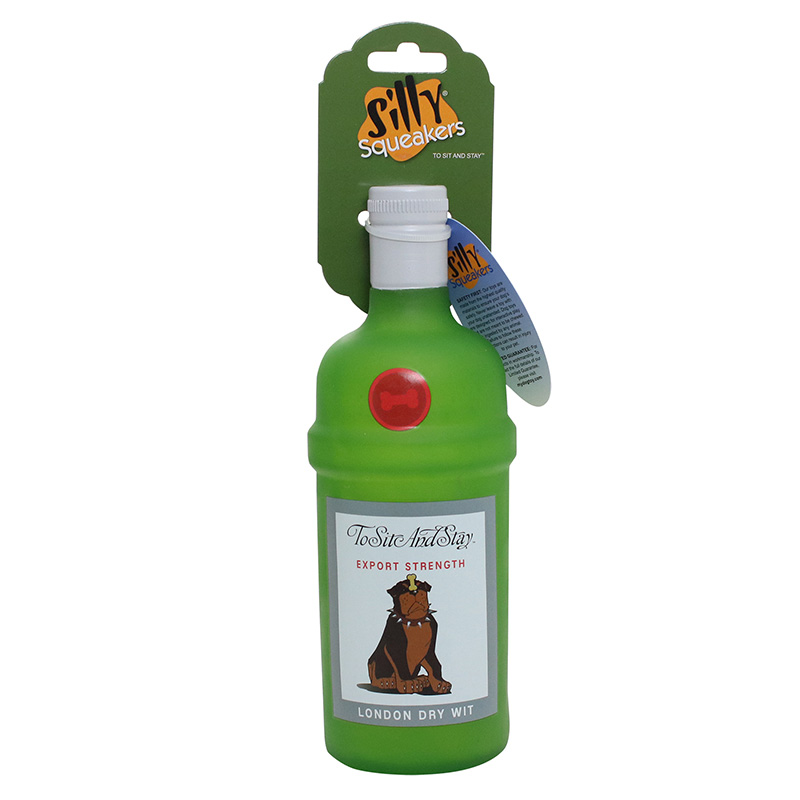 Silly Squeakers To Sit and Stay Dog Toy  I019653