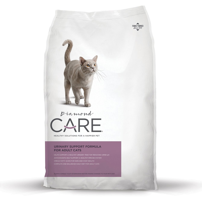 Diamond CARE Urinary Support Formula for Adult Cats I019672b