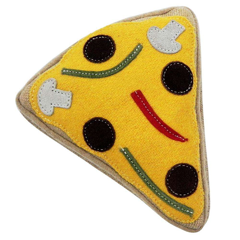 Aussie Naturals Brunchies Pizza Dog Toy I019738