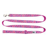 RC Pet Products Bright Paisley Lead 1 in x 6 ft  I019901