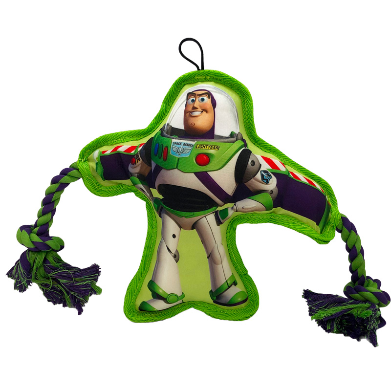 Hyper Pet Toy Story 4 Buzz Lightyear Rope Toy I019989
