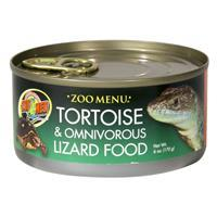 Zoo Med Zoo Menu Tortoise & Omnivorous Lizard Food 6 oz. I020137