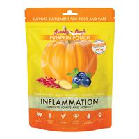 Grandma Lucy's Pumpkin Pouch Inflammation Support Supplement for Dogs & Cats I020262